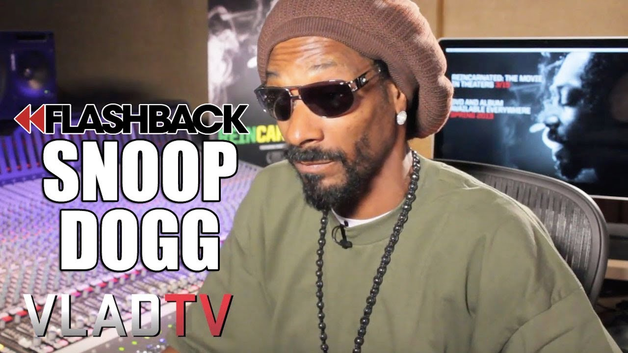 Snoop Dogg on 2Pac's Work Ethic & Predicting Death (Flashback)