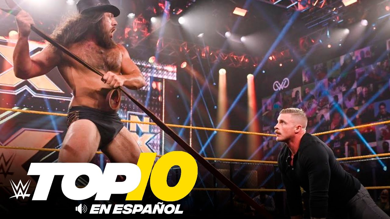 Top 10 NXT en Español: WWE Top 10, Dic 2, 2020