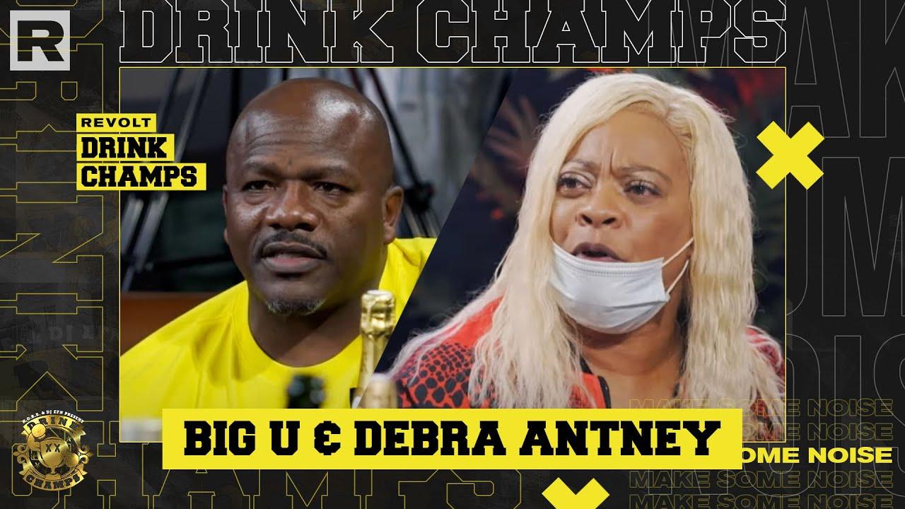 """Big U, Debra Antney & More Talk Nipsey Hussle's Death, """"Hip Hop Uncovered"""" & More   Drink Champs"""