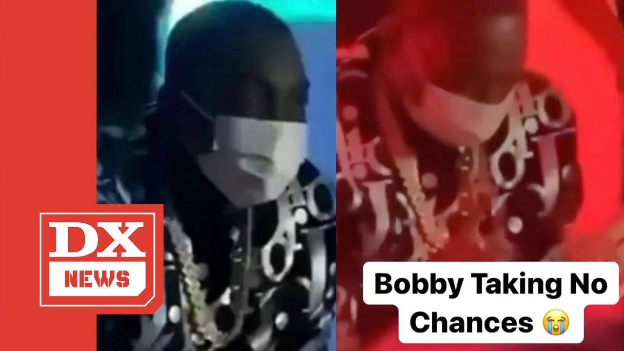 Bobby Shmurda Reveals Why He Turned Down Alcohol Following Viral Club Video