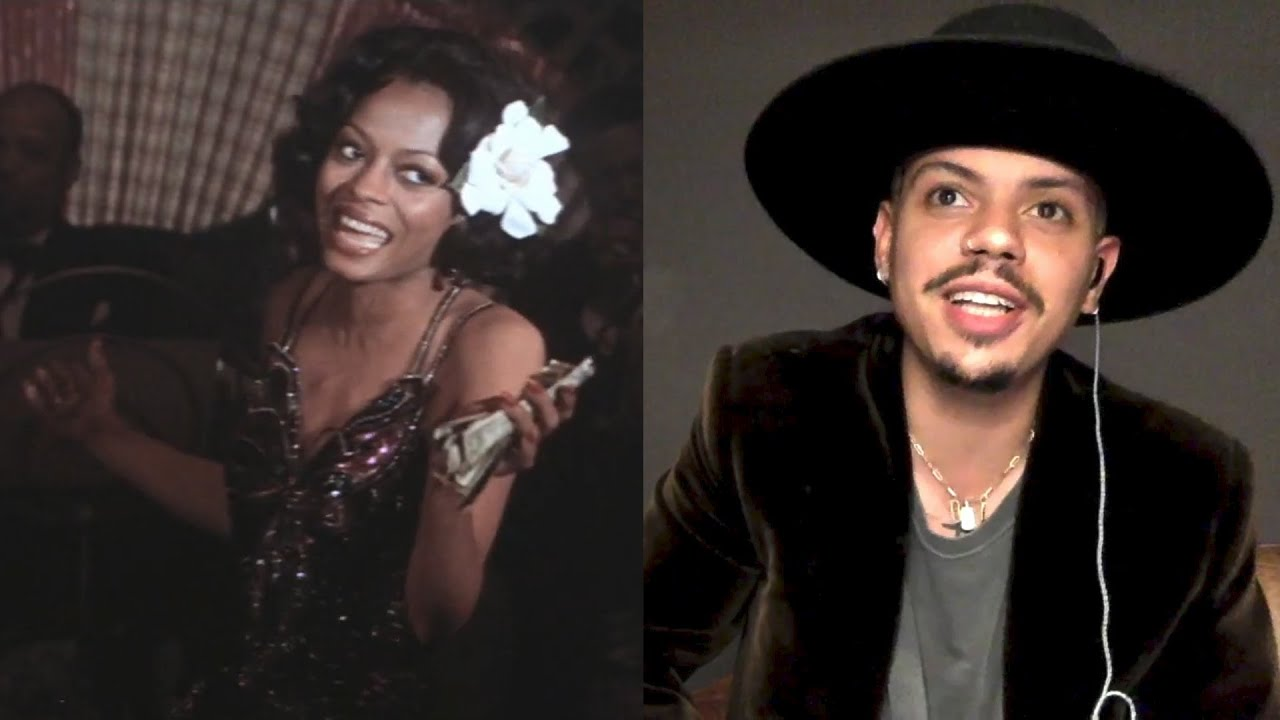 Evan Ross Shares What Mom Diana Ross Thinks About 'United States Vs Billie Holiday'