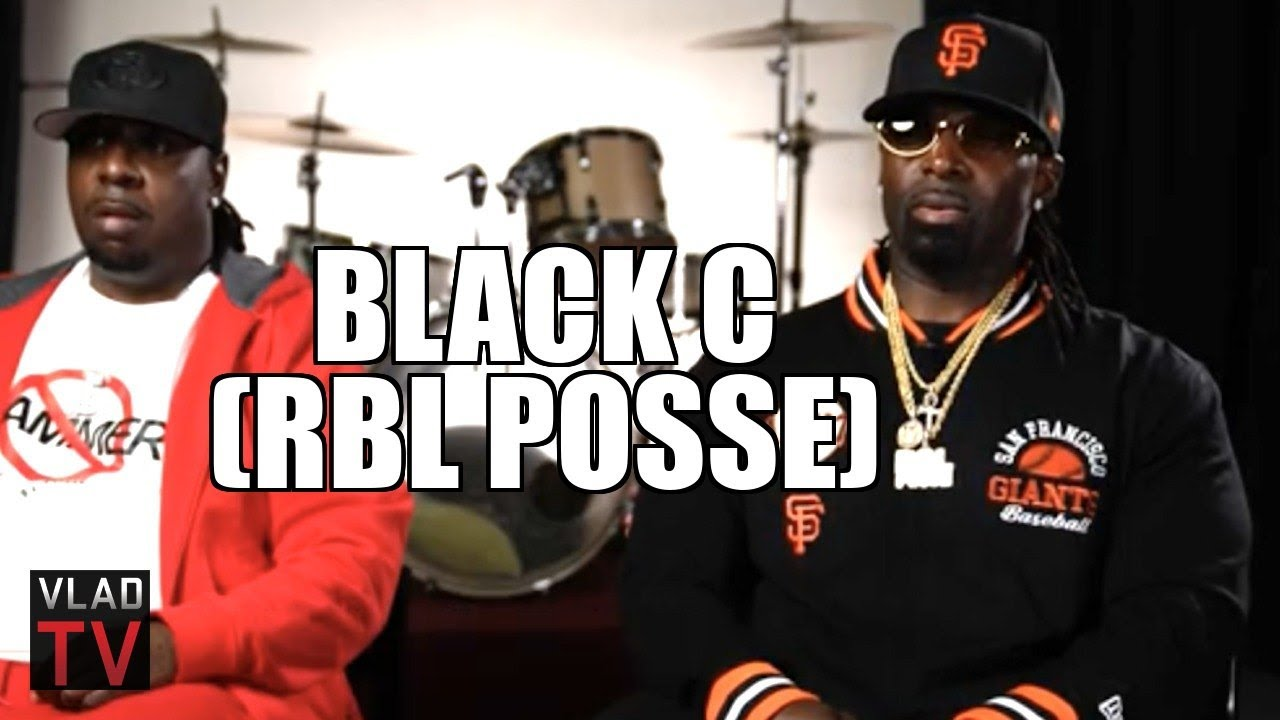 Black C (RBL Posse) on Selling Crack at 15, Hunters Point vs Sunnydale War (Part 2)