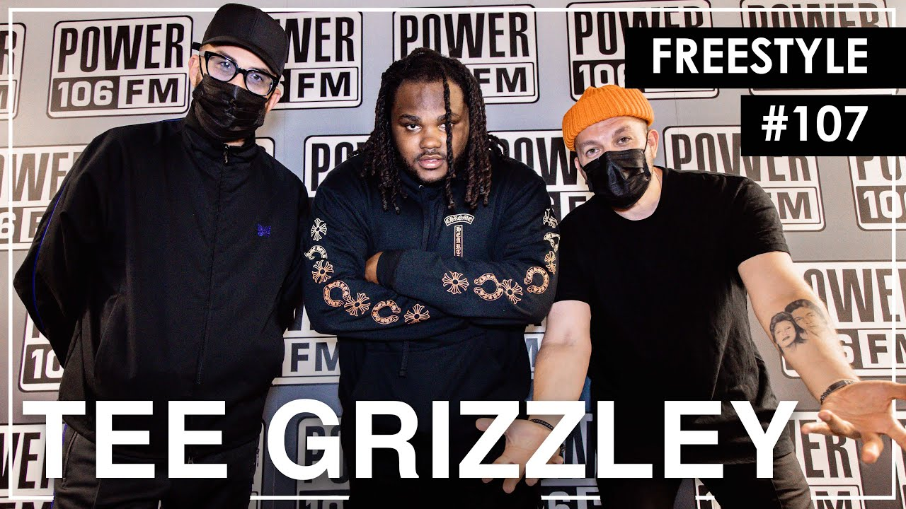 Tee Grizzley Spits A Cappella Bars About Family & Police Brutality - L.A. Leakers Freestyle #107
