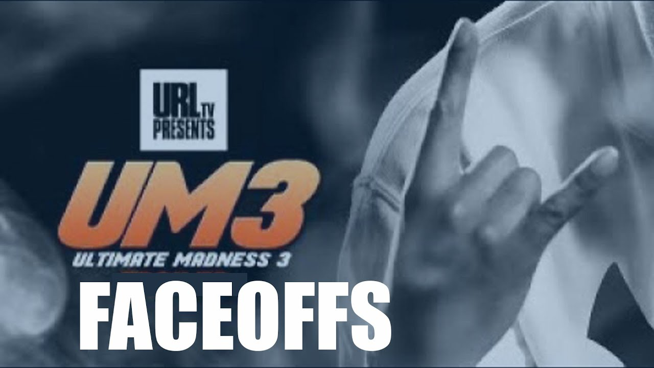 ULTIMATE MADNESS 3 | ROUND 2: FACEOFFS | URLTV