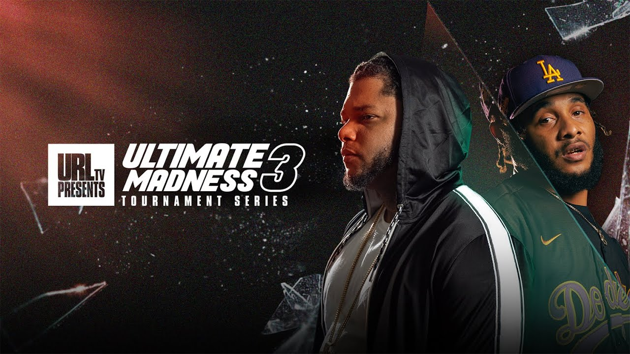 URL PRESENTS ULTIMATE MADNESS 3 - ROUND 2 (SAT MAY 8)