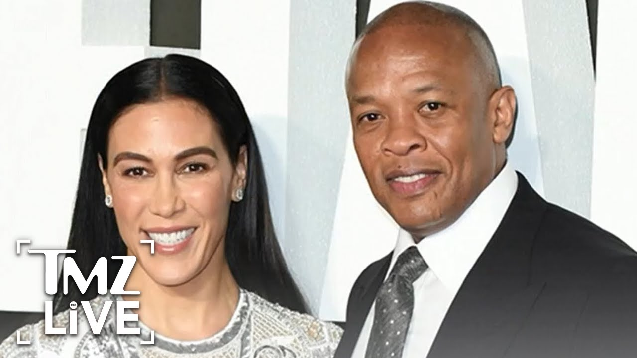 Dr. Dre Declared Legally Single in Divorce Case | TMZ Live