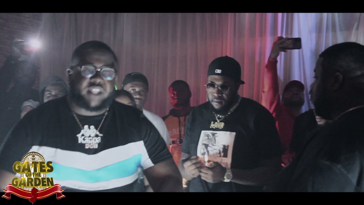 CHAQ DON VS KING HAZE (HOSTED BY DRE DENNIS) | GATES OF THE GARDEN ATL