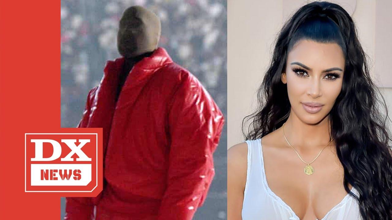 Kanye West Has No Kim Kardashian Disses On His New Album