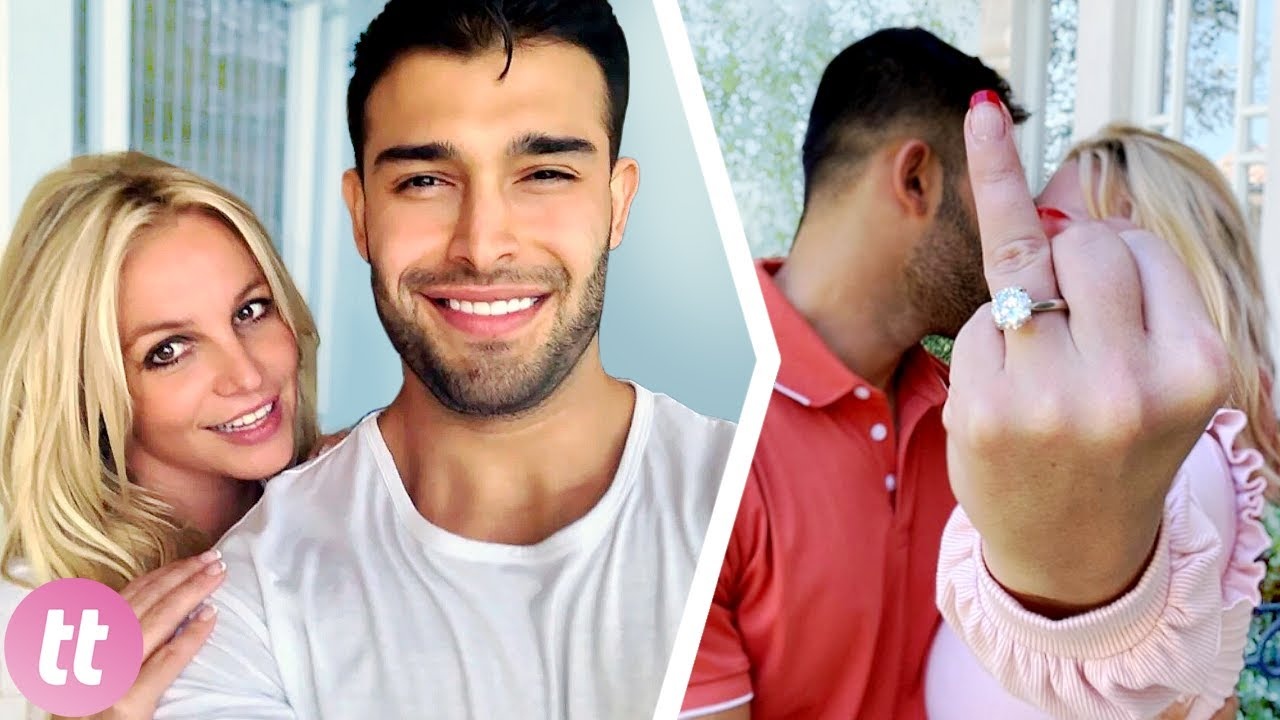 Britney Feels Her Engagement To Sam Asghari Was WAY Overdue