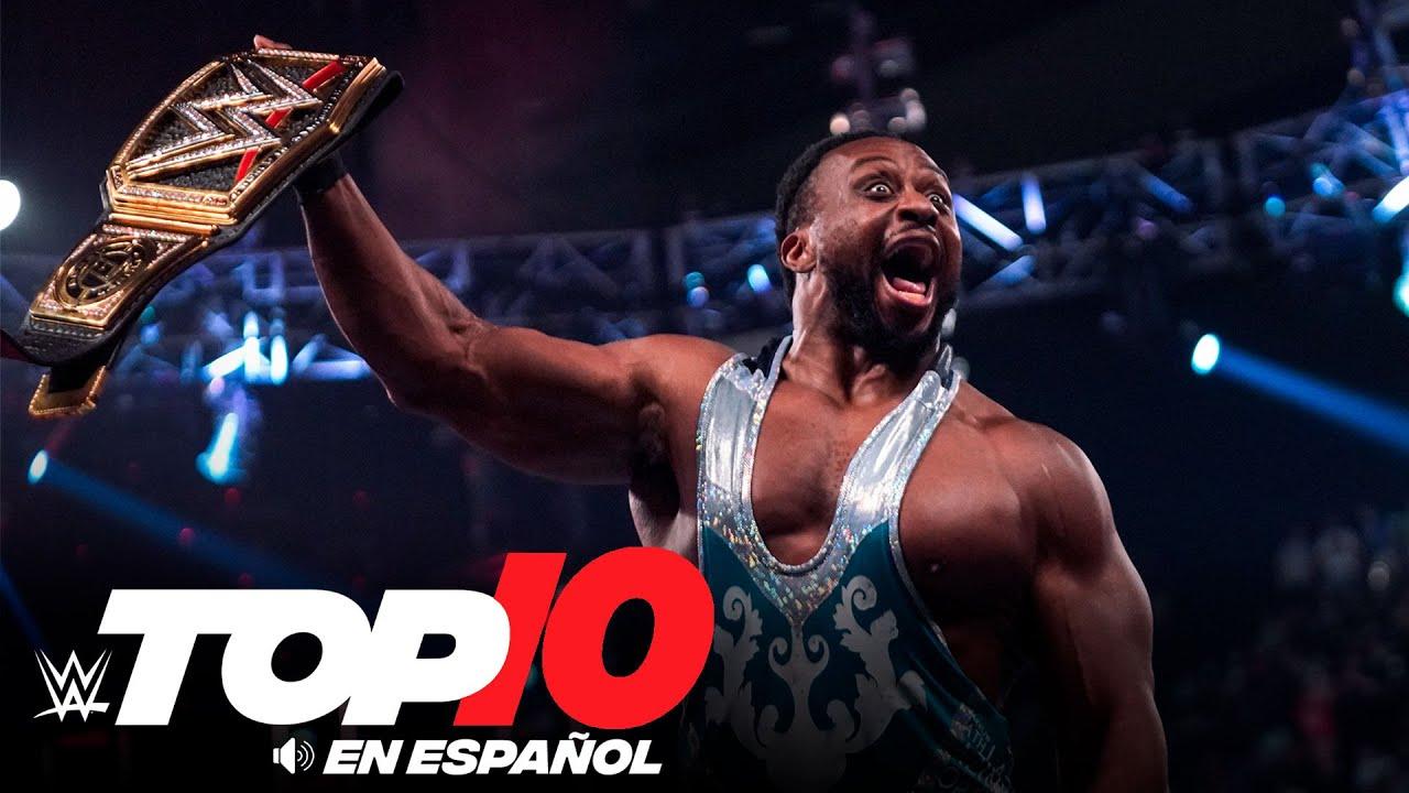 Top 10 Mejores Momentos de RAW: WWE Top 10, Sept 13, 2021