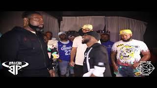 YOUNG HERB vs TYED UP rap battle hosted by John John Da Don | BULLPEN BATTLE LEAGUE