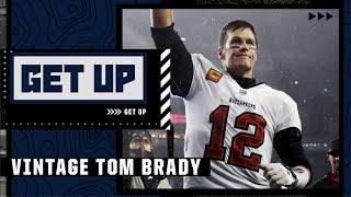 'It was vintage Tom Brady'- Dan Orlovsky reacts to the Bucs' win vs. the Patriots   Get Up