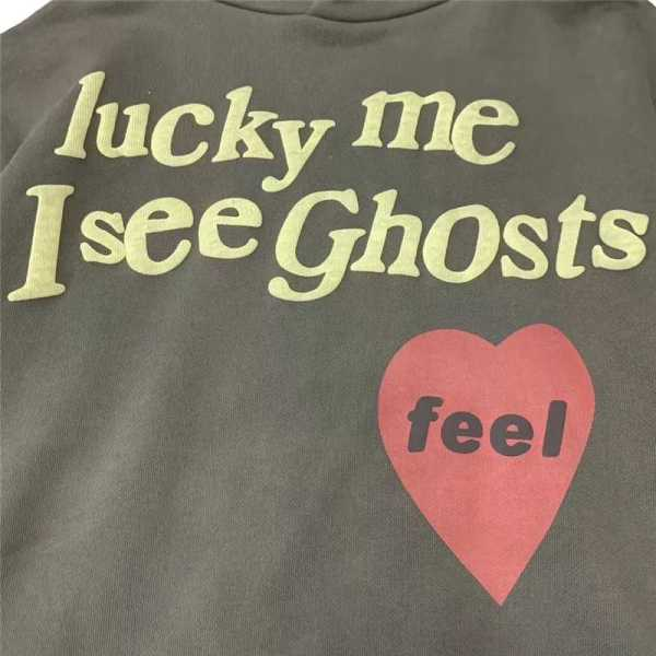 Lucky Me I see Ghosts Hoodie