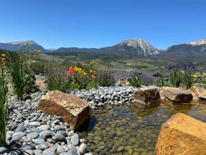 Water Feature and Landscaping Company in Breckenridge, CO