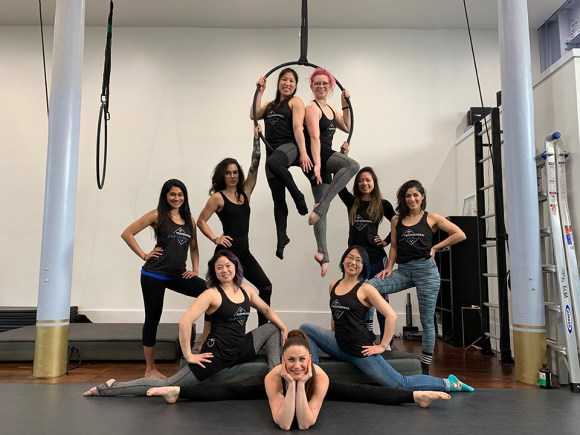 Pole dance and fitness studio 'VRV3' expands to Lower ...