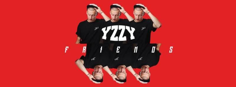17.03.2017 WE ARE YZZY & Friends w/ Mittone (Augsburg/Bungalow)