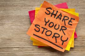 It's Your Story!