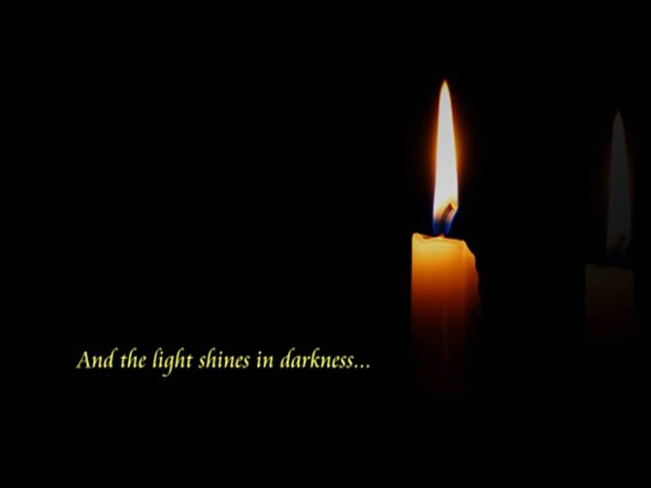 A Prayer for Light