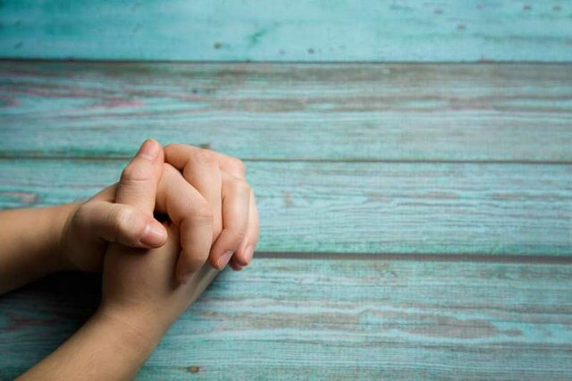 Lent 3 - Prayer Chair
