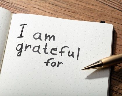 Gratitude: Discipling Your Mind