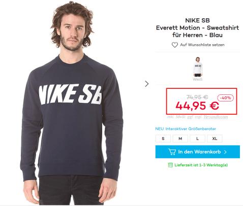 nike sb sweater sale