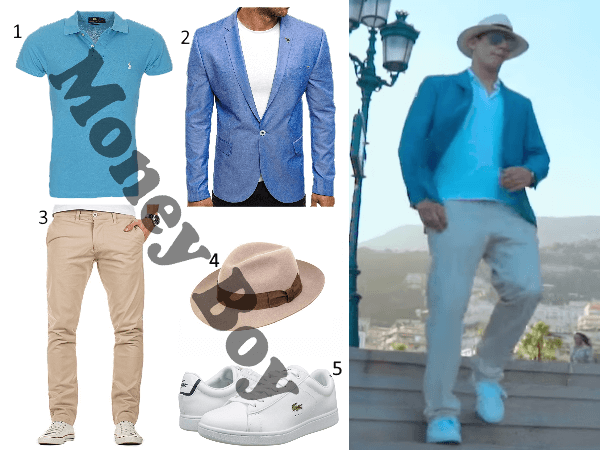 Money Boy Outfit