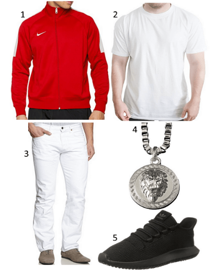Club Jacket Outfit