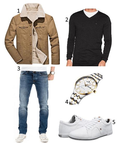 Frühlings Herren Outfit