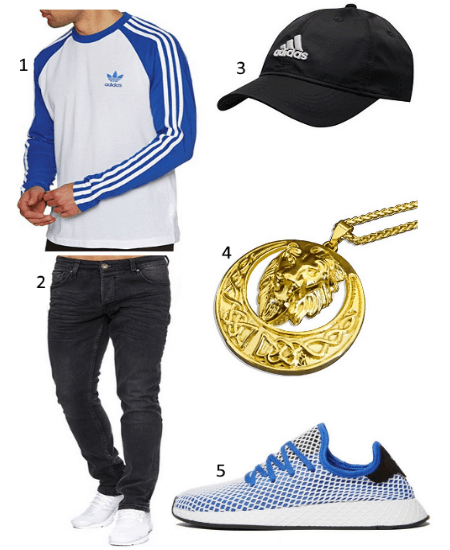 adidas Longsleeve Outfit