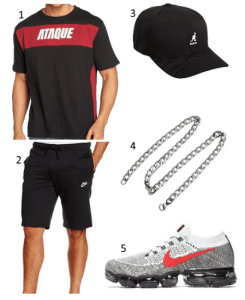 Ataque T-Shirt Outfit