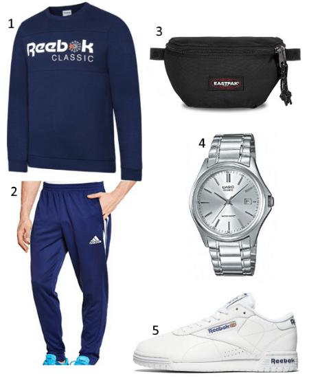 Reebok Sweatshirt Outfit