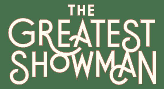 The Greatest Showman - unchosen logo by Hoodzpah