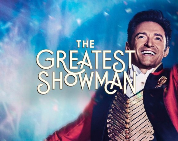 The Greatest Showman Movie Logo