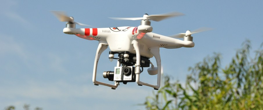 This drone is going to kill you.