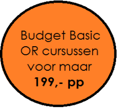 budget OR cursus
