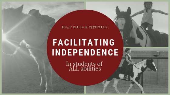 Facilitating Independence
