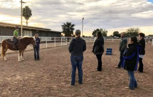 Adaptive Riding Instructor Development Clinic- Arizona
