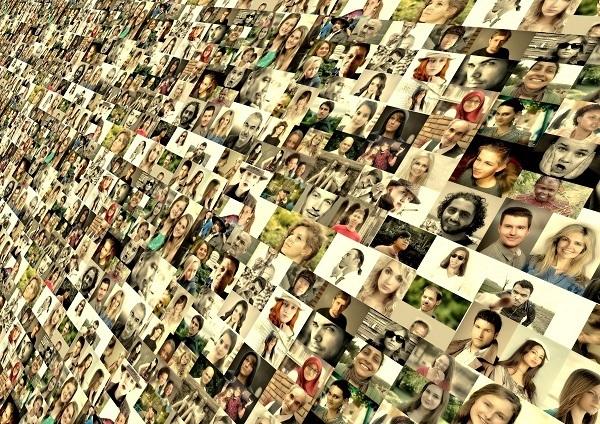 photo_montage_faces_photo_album_world_population_media_system_network