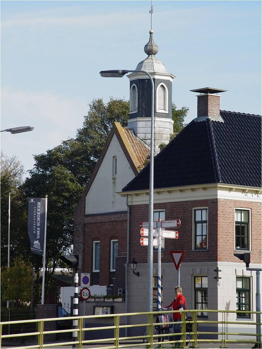 18_Kruising_Hoendiep_Kerkstraat18