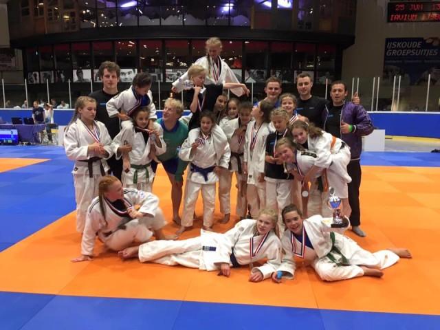 Dijkmansport Groningen judo