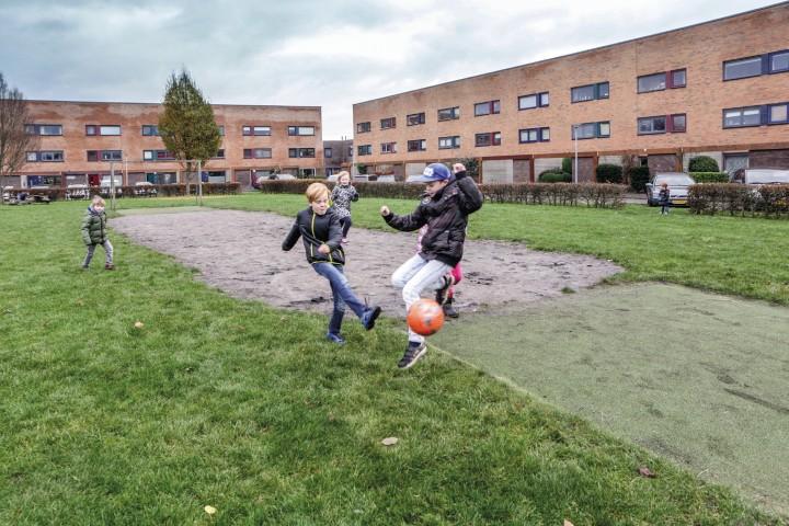 Speelveld de Buitenhof
