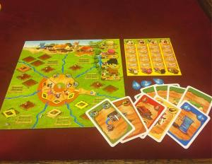 Time for some Farmerama ! boardgames bgg boardgame boardgamegeek boardgamelifehellip