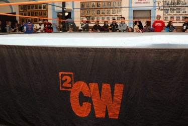 Binghamton's final 2CW card.