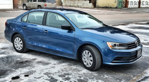 My third Jetta.