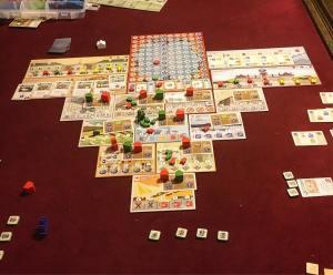 Fun game! Yokahama So many decisions to make and pathshellip