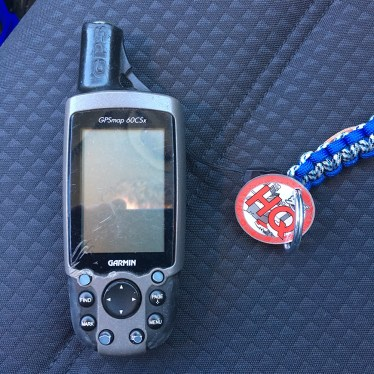 I still love my original GPS... still going after all these years!