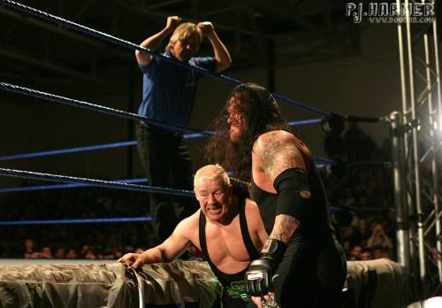 WWE in Delhi in 2007 ... when the Undertaker was in town!