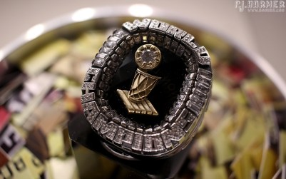 That's a championship ring!