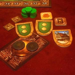 Playing Ulm boardgames bgg boardgame boardgamegeek boardgamelife tabletop ulm