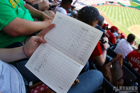 Learning scorekeeping isn't easy, but it's a great way to watch baseball.